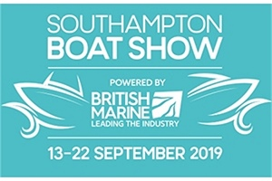 Rapier 550 and Rapier 400 on show at Southampton Boatshow